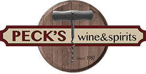 Pecks Wine and Spirits Logo